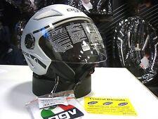 CASCO AGV BLADE AIR NET SILVER S MOTORCYCLE HELMET HELM CASQUE AGV