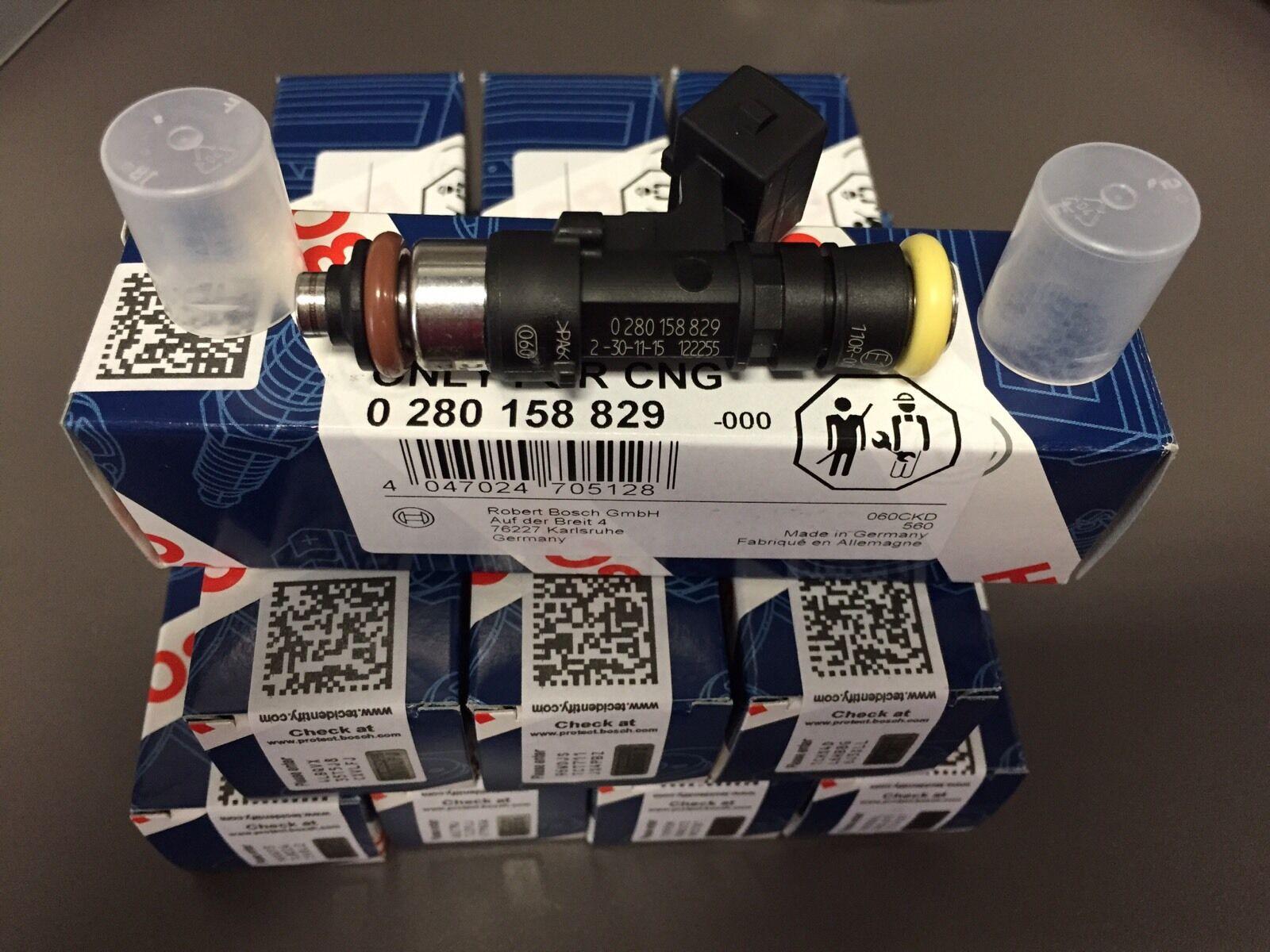 Bosch 0280158829 Fuel Injector EV1 Connector 210LB 2200cc High impedance