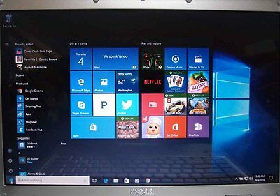 DELL Inspiron 1526 Windows 10, 3gb, 160gb, WEBCAM, WiFi, DVDRW,15.4