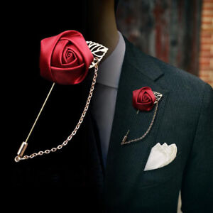 Wedding-Flower-Brooch-Lapel-Pin-Brooch-Suits-Boutonniere-Suit-Stick-Pins