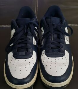 NIKE-AIR-FORCE-1-LOW-07-Obsidian-White-Neutral-Grey-Size-9