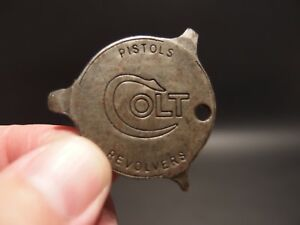 Antique-Vintage-Style-Colt-Firearms-Screw-Driver-Key-chain