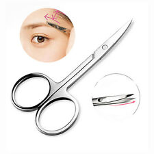 Professional Finger Toe Nail Scissors Curved Arrow Steel Manicure Cuticle 1pc