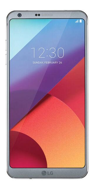 LG G6 - 32GB - Platinum (Unlocked) Smartphone