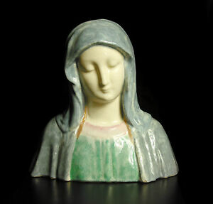 Donatello-Busto-di-la-Vergine-Bust-Of-The-Virgin-Busto-Della-Vergine-50-039-s-H-22cm