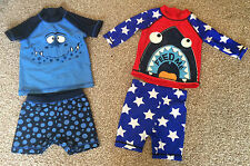 2 x Swim Sets 2-3 Years *Next *George  *Great Condition #209