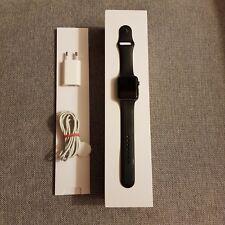 Apple WATCH SPORT 42mm Aluminium Case Black Sportarmband (MJ3T2FD/A)