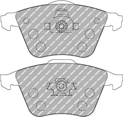 FERODO DS PERFORMANCE FRONT BRAKE PADS FORD FOCUS ST MK2 2005-2012