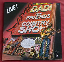 MARCEL DADI LP ORIG FR COUNTRY SHOW ART COVER BD SOLE