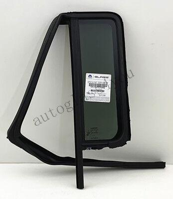 For 2007-2017 Jeep Wrangler 4-DR 2-DR Front Door Window Glass Driver//Left Side
