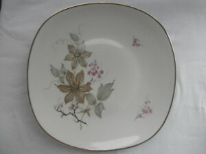 """Jaeger And Co Germany Big Serving Plater 13"""" X 13"""" Convenient To Cook Vintage Bavaria """"pmr"""
