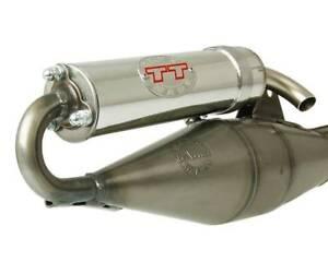 Auspuff-Leovince-Handmade-TT-Aprilia-SR50-SR-50-Di-Tech-Tuono-Suzuki-Katana-50
