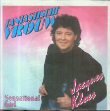 "7"" Jacques Kloes/Fantastische Vrouw (Austria) Koch"