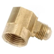 Anderson Metals 750066-1008 5//8-Inch by 1//2-Inch Compression Coupling Anderson Metals Corp.