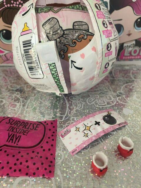 LOL Surprise Glitter Series Doll Big Sister 1 Ball Brand New L.O.L Surprise