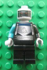 Lego ALPHA TEAM ANDROID Minifigure 4746 Mobile Command Center Plain Legs