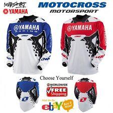 Yamaha Jersey,MX,Motocross Jersey,Sport,Off Road,Dirt Bike,Atv,Shirt,M,L,XL,2XL