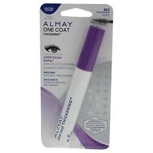 fa43049403a Almay Thickening Mascara, Black Brown [403], 0.26 Fl. Oz. | eBay