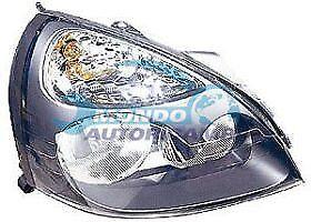 FANALE ANTERIORE RENAULT CLIO DESTRO  ELETTRICO SENZA MOTORE  DAL 2001 AL 2004