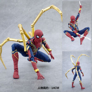S-H-Figuarts-SHF-Avengers-Infinity-War-Iron-Spider-Man-Action-Figure-New-in-Box