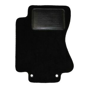 Jaguar Xf Black Carpet Replacement Floor Mats 4 Pad