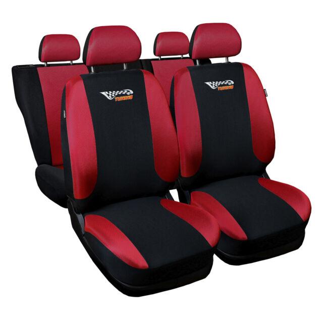 Sitzbezüge Universal TUN3 Schonbezüge kompatibel mit MERCEDES C KLASSE