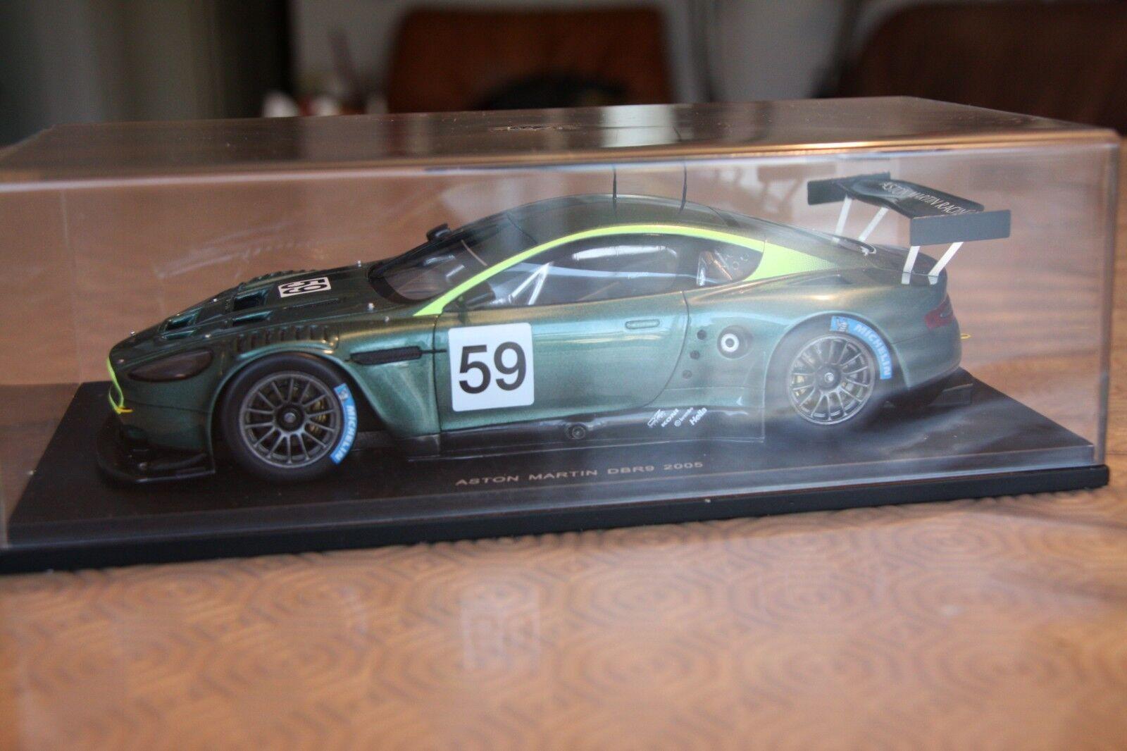 ventas en linea Aston Martin DBR9 présentation 2005 2005 2005 diecast 1 24 Spark  precios al por mayor