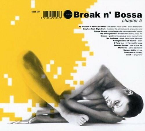 1 of 1 - VARIOUS ARTISTS - BREAK N' BOSSA: CHAPTER 5 NEW CD