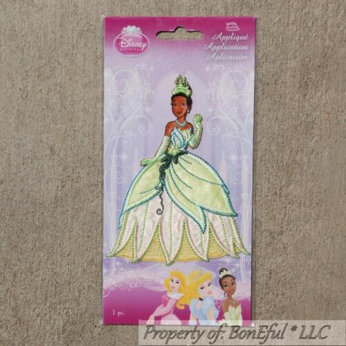 BonEful Boutique Disney Princess /& The Frog Fairy Girl L Fabric Iron On Applique