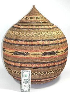 Indian Market Basket Yekuana