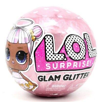 LOL Surprise 7 SURPRISES in Ball Doll GLAM GLITTER Series 4 Big Sisters L.O.L