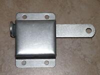 Garage Door Interior Slide Lock - Track Lock - Free Shipping