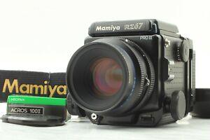 Attenzione-Nuovo-di-zecca-Mamiya-RZ67-Pro-II-Sekor-Z-110mm-W-120-Film-Retro-Giappone