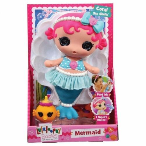Lalaloopsy Babies Mermaid coral sea shells