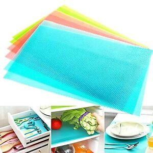 4x-pour-refrigerateur-Mat-Pad-Tiroir-Doublure-Lavable-Cuisine-Impermeable-etagere