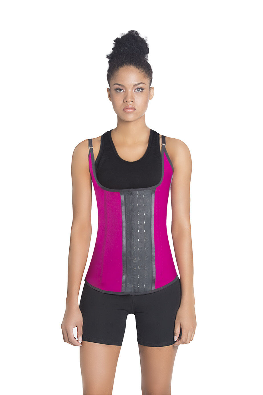 Latex Waist Trainer with Straps  H32