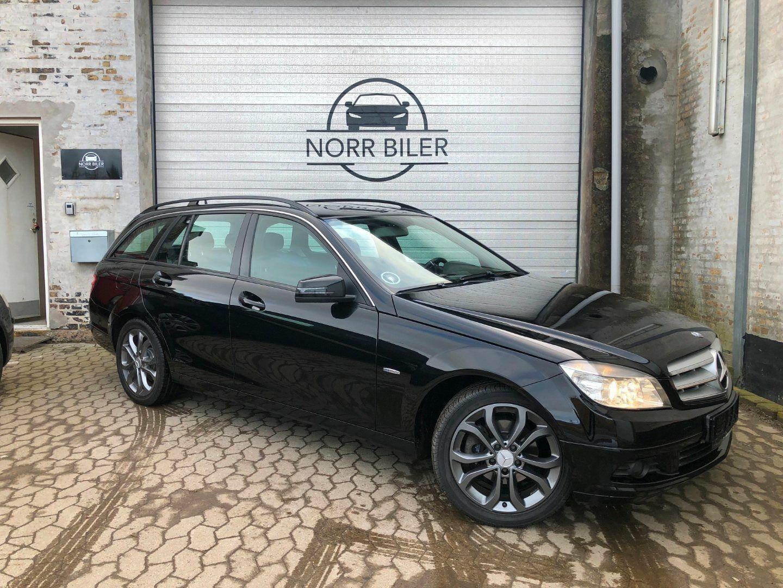 Mercedes C200 2,2 CDi stc. aut. BE 5d - 149.990 kr.