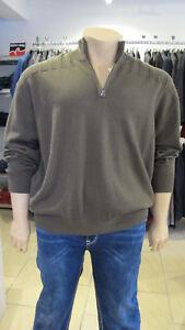 uomo in grandi 68 4x4 qualità oversize Felpa 70 taglie di maglia pullover alta da wUZnR5qt