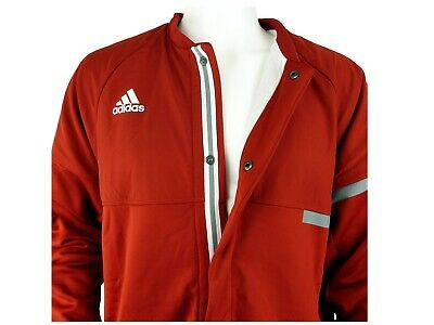 Adidas Basketaball Trainingsjacke Jacke Übergröße Langgröße