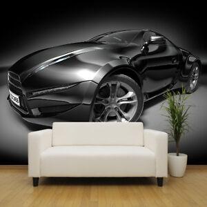 Image Is Loading Sports Car Wallpaper Mural Childrens Bedroom Design Wm289