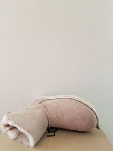 Ugg Australie Size 11 Femmes Bailey Mini Ii Bottes Nib Noeud Métallique ddr8OnP