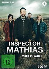2 DVD-Box ° Inspector Mathias - Mord in Wales ° Staffel 1 ° NEU & OVP ° Matthias