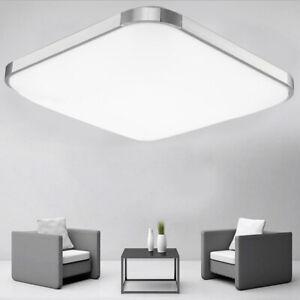 Details zu 36W Moderne LED Deckenlampe Wandlampe Energiespar Deckenleuchte  Wohnzimmer 6000K