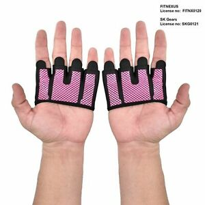 FITAXIS-Crossfit gloves hand Grip Gym Gloves Palm Protect Sports Wear Training