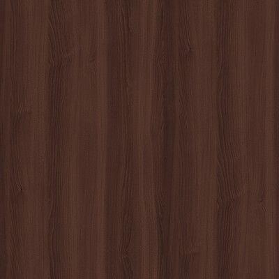 Walnut Brown Wood Grain Pattern Wallpaper Contact Paper Home Wall Sticker Ebay