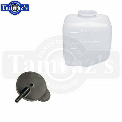 GM Chevy Windshield Washer Bottle Jar Reservoir Bracket Holder New Dynacorn