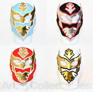 Sin Cara Mexican Wrestling Mask Kids Childrens Size Costume Wwe