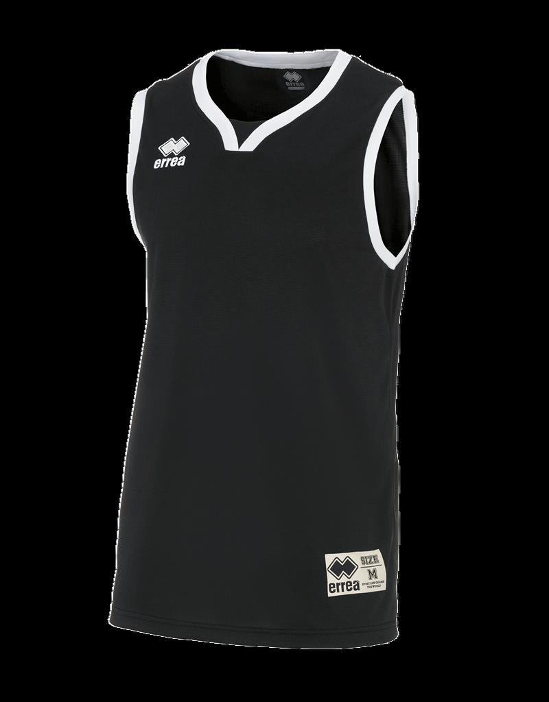 Trägerhemd Geteilt Basketballschuhe Basketballschuhe Basketballschuhe Herren Errea California Ad - Schwarz-Weiss 15bc06
