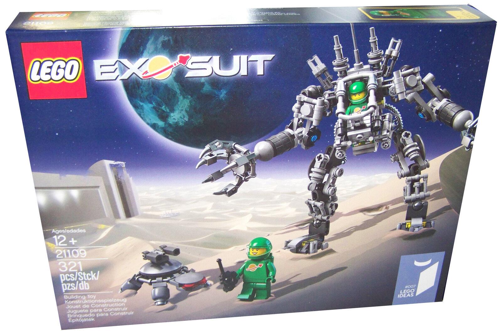 LEGO Ideas - 21109 EXO Suit-in esclusiva/Exclusive-NUOVO & OVP