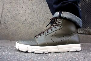 Neu Gr Karst Premium Nike 43 Air High Boot Manoa Qs Mid Leder Escape Royaltna txqa0wavX